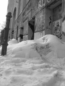 noch mehr Schneeberge
