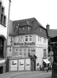 """Veranstaltungsort für """"Literatur um Elf"""""""