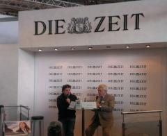 Leon de Winter und Zeit-Journalist Josef Joffe
