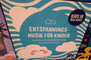 "Foto CD-Cover ""Entspannungsmusik für Kinder"""
